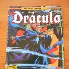 Comics: DRACULA Nº 16 - CLASICOS DEL TERROR - FORUM (S). Lote 228437105