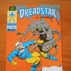 Cómics: DREADSTAR Nº 23 - JIM STARLIN - EPIC COMICS - FORUM (8B). Lote 228438862