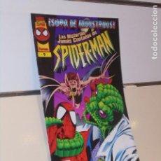 Cómics: LAS HISTORIAS JAMAS CONTADAS DE SPIDERMAN Nº 9 - FORUM. Lote 228493300