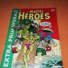 Cómics: MARVEL HEROES. EXTRA PRIMAVERA. FORUM GRAPA.. Lote 228552560