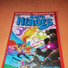 Cómics: MARVEL HEROES. ESPECIAL PRIMAVERA. FORUM GRAPA.. Lote 228554010