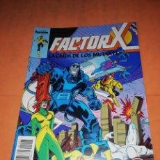 Cómics: FACTOR X. Nº 23. LA CAIDA DE LOS MUTANTES. FORUM GRAPA. Lote 228556070