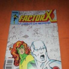 Cómics: FACTOR X. Nº 24. LA CAIDA DE LOS MUTANTES. FORUM GRAPA. Lote 228558525