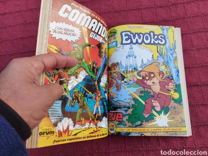 Cómics: DROIDS,EWOKS,STAR WARS, LA GUERRA DE LAS GALAXIAS, R2D2, C3PO,COMICS SERIE TVE FORUM - Foto 12 - 228581310