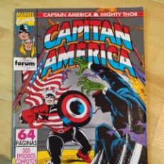 Cómics: CAPITÁN AMÉRICA & MIGHTY THOR Nº 3. Lote 228602355