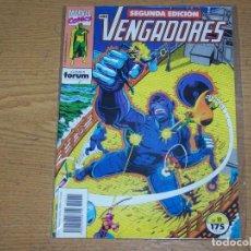 Comics: FORUM LOS VENGADORES V. VOL.1 Nº 11 SEGUNDA EDICION. Lote 228628108