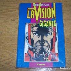 Comics : RETAPADO LA VISION HOMBRE GIGANTE. Lote 228650985