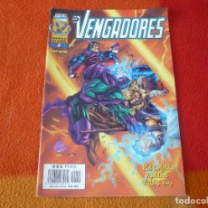 Cómics: LOS VENGADORES VOL. 2 Nº 3 HEROES REBORN ( LIEFELD VALENTINO LOEB ) ¡BUEN ESTADO! MARVEL FORUM II. Lote 228855825