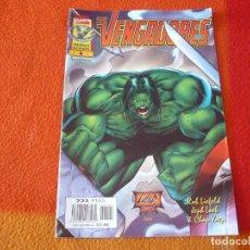 Cómics: LOS VENGADORES VOL. 2 Nº 4 HEROES REBORN ( LIEFELD LOEB ) ¡BUEN ESTADO! MARVEL FORUM II. Lote 228855920