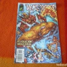 Cómics: LOS VENGADORES VOL. 2 Nº 6 HEROES REBORN ( LIEFELD LOEB ) ¡BUEN ESTADO! MARVEL FORUM II. Lote 228856255