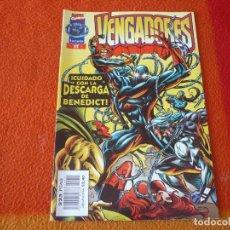 Cómics: LOS VENGADORES VOL. 2 Nº 11 ( RAAB DEODATO ) ¡BUEN ESTADO! MARVEL FORUM HEROES REBORN II. Lote 228857940
