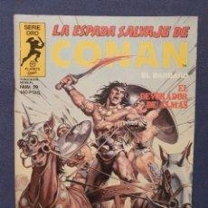 Comics: LA ESPADA SALVAJE DE CONAN EL BARBARO VOL. 1 # 29 (FORUM) - PRIMERA EDICION 1984. Lote 228897871