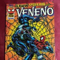 Comics : EL NUEVO SPIDERMAN VS. VENENO. DUELO DE ARAÑAS. Nº 1. FORUM. Lote 228987895
