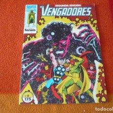 Cómics: LOS VENGADORES Nº 6 SEGUNDA EDICION ( MANTLO WENZEL ) ¡BUEN ESTADO! MARVEL FORUM. Lote 229002360
