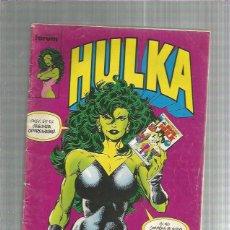 Cómics: HULKA COLECCION COMPLETA 27 COMICS. Lote 229028530