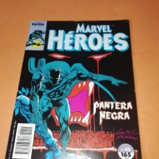 Cómics: MARVEL HEROES. Nº 45. PANTERA NEGRA. FORUM GRAPA.. Lote 229156086