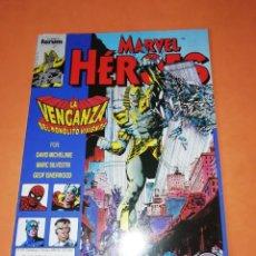 Cómics: MARVEL HEROES. Nº 47. FORUM GRAPA.. Lote 229157015