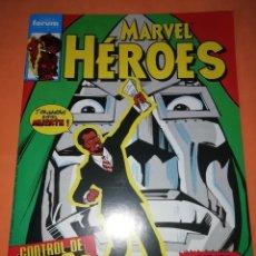 Cómics: MARVEL HEROES. Nº 40. FORUM GRAPA.. Lote 229159503
