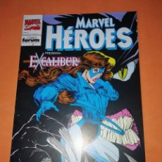 Cómics: MARVEL HEROES. Nº 62. FORUM GRAPA.. Lote 229160057