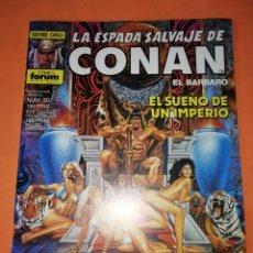 Cómics: LA ESPADA SALVAJE DE CONAN. Nº 50. 1ª EDICION . PLANETA COMIC.. Lote 229163585