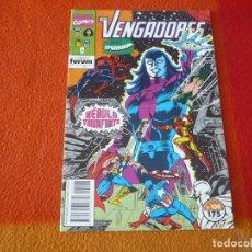 Cómics: LOS VENGADORES VOL. 1 Nº 108 SPIDERMAN ( BYRNE NICIEZA RYAN ) MARVEL FORUM. Lote 229164105