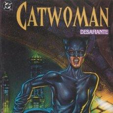 "Cómics: COMIC "" CATWOMAN DESAFIANTE "" ED. ZINCO. Lote 229259900"