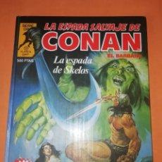 Cómics: SUPER CONAN. Nº 3. SERIE ORO. 1ª EDICION . LOMO VERDE. BUEN ESTADO.. Lote 229315365