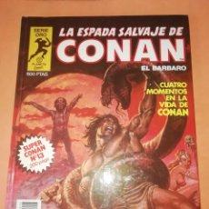 Cómics: SUPER CONAN. Nº 13. SERIE ORO. 1ª EDICION . LOMO VERDE. MUY BUEN ESTADO.. Lote 229315885