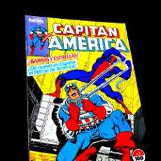 Comics : EXCELENTE ESTADO CAPITAN AMERICA 1 COMICS FORUM. Lote 229316120