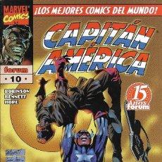 Cómics: CAPITÁN AMÉRICA. MARVEL COMICS FORUM 10. Lote 229325965