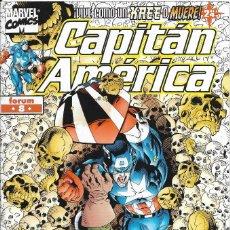 Cómics: CAPITÁN AMÉRICA. MARVEL COMICS FORUM 8. Lote 229327340