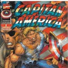 Cómics: CAPITÁN AMÉRICA. MARVEL COMICS FORUM 2 HEROES REBORN. Lote 229327600