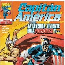 Cómics: CAPITÁN AMÉRICA. MARVEL COMICS FORUM 5. Lote 229327775