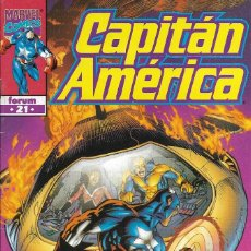Cómics: CAPITÁN AMÉRICA. MARVEL COMICS FORUM 21. Lote 229328015