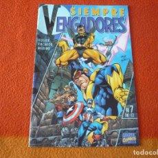 Cómics: SIEMPRE VENGADORES Nº 7 ( BUSIEK PACHECO ) ¡MUY BUEN ESTADO! MARVEL FORUM. Lote 229485880