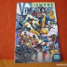 Cómics: SIEMPRE VENGADORES Nº 12 ( BUSIEK PACHECO ) ¡MUY BUEN ESTADO! MARVEL FORUM. Lote 229485955