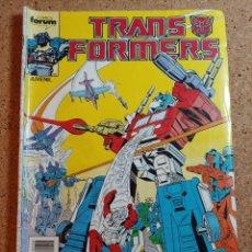 Cómics: COMIC DE TRANS FORMERS COMIC FORUM Nº 38. Lote 229514535