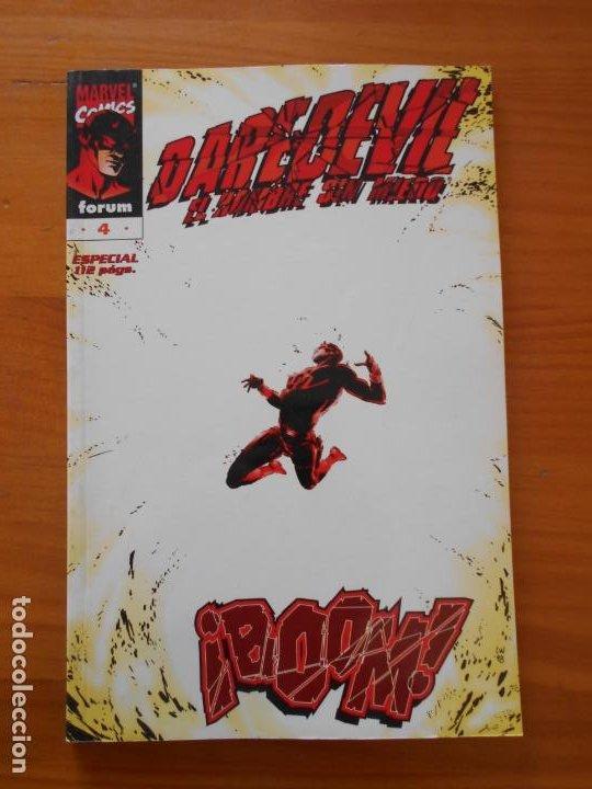 DAREDEVIL Nº 4 - ¡BOOM! - ESPECIAL 112 PAGS. - MARVEL - FORUM (W) (Tebeos y Comics - Forum - Daredevil)