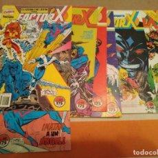 Cómics: FACTOR X - 43, 45, 48, 49, 50, 59 DAÑADO, 81 - FORUM COMIC. Lote 229626635