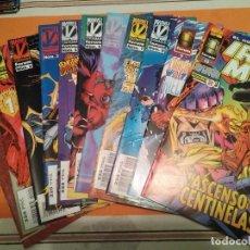 Cómics: IRON MAN FORUM 1, 2, 3, 4, 5, 6, 7, 8, 9 Y 13 + EXTRA - COMIC VOLUMEN 3. Lote 229627115