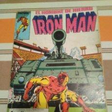 Cómics: IRON MAN RETAPADO - COMIC FORUM. Lote 229627330