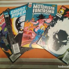 Cómics: MOTORISTA FANTASMA - VARIOS NUMEROS - COMIC FORUM. Lote 229627800