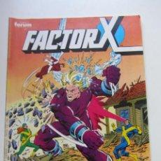 Comics: FACTOR X VOL I Nº 2 FORUM BUEN ESTADO ARX27. Lote 229706430