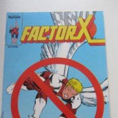 Comics: FACTOR X VOL I Nº 15 FORUM MUCHOES EN VENTA MIRA TUS FALTAS BUEN ESTADO ARX27. Lote 229721480