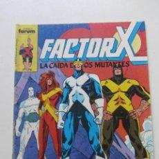 Comics: FACTOR X VOL I Nº 25 FORUM MUCHOES EN VENTA MIRA TUS FALTAS BUEN ESTADO ARX27. Lote 229723375