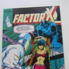 Comics: FACTOR X VOL I Nº 30 FORUM MUCHOES EN VENTA MIRA TUS FALTAS BUEN ESTADO ARX27. Lote 229724085