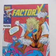 Comics: FACTOR X VOL I Nº 45 FORUM MUCHOS EN VENTA MIRA TUS FALTAS BUEN ESTADO ARX27. Lote 229727690