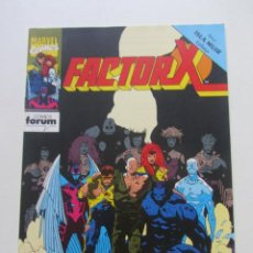 Comics: FACTOR X VOL I Nº 55 FORUM MUCHOS EN VENTA MIRA TUS FALTAS BUEN ESTADO ARX27. Lote 229727770