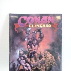 Cómics: CONAN EL PICARO. Lote 229753340