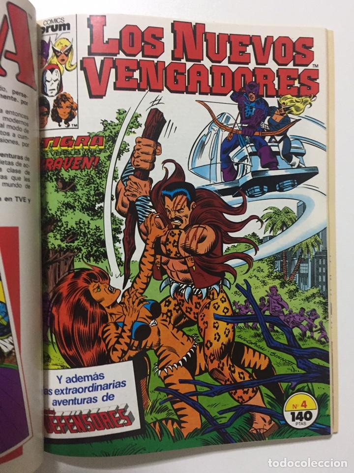 Cómics: NUEVOS VENGADORES 1 al 5 VOL.1 FORUM RETAPADO - Foto 5 - 229863815